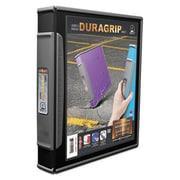 Storex Industries Dura Grip Binders, 1 in. - Black (AZTY15116)