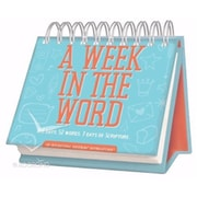 Dayspring Cards Calendar-A Week In The Word - Day Brightener (ANCRD2177468)