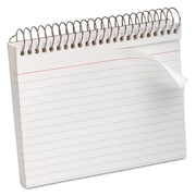 Oxford 4 x 6 Spiral Index Cards - 50 Cards, White (AZTY10628)