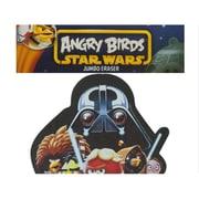 Kole Imports Angry Birds Star Wars Jumbo Eraser, 144 Piece (KOLIM82637)