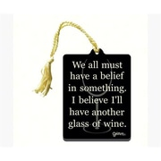 Grimm We All Must Have a Belief in Something Bottle Gift Magnet Tag (GC22945)