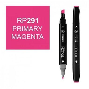 ShinHan Art Twin Primary Magenta Marker, Black (LVN220)