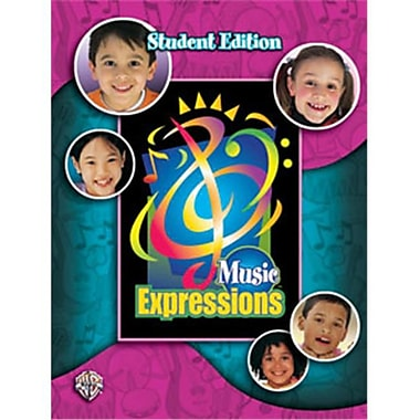 Alfred Music Expressionso Grade 3- Student Edition - Music Book (ALFRD48557)
