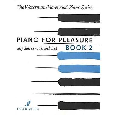 Alfred Piano for Pleasure- Book 2 - Music Book (ALFRD44216)