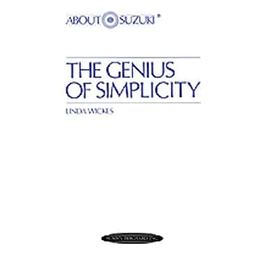 Alfred The Genius of Simplicity - Music Book (ALFRD48754)