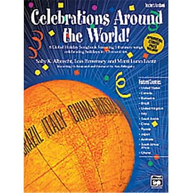 Alfred Celebrations Around the World - Music Book (ALFRD38880)