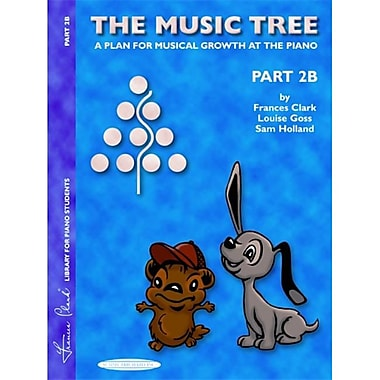 Alfred The Music Tree- Student s Book- Part 2B - Music Book (ALFRD41263)