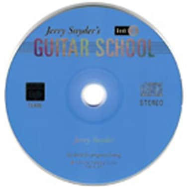 Alfred Jerry Snyder s Guitar School- Method Book 2 - Music Book (ALFRD35950)
