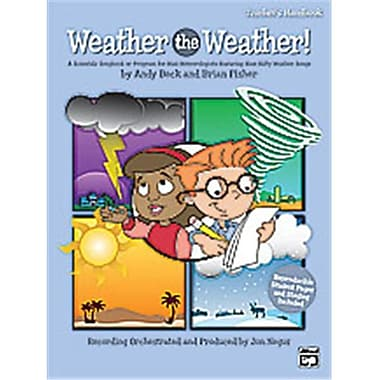 Alfred Weather the Weather - Music Book (ALFRD38936)
