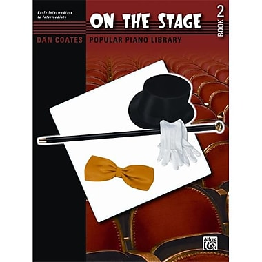 Alfred On the Stage- Book 2 - Music Book (ALFRD42752)