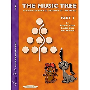 Alfred The Music Tree- Student s Book- Part 3 - Music Book (ALFRD41240)