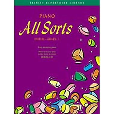 Alfred Piano All Sorts- Grade 1 - Music Book (ALFRD43615)