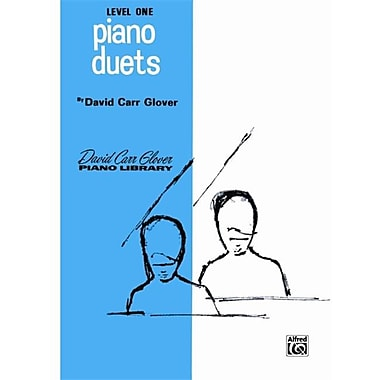 Alfred Piano Duets- Level 1 - Music Book (ALFRD41328)