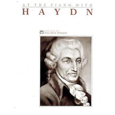 Alfred At the Piano with Haydn - Music Book (ALFRD42001)