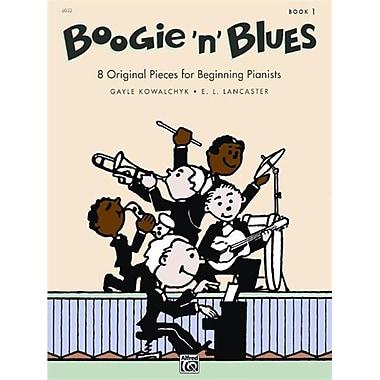 Alfred Boogie n Blues- Book 1 - Music Book (ALFRD42999)
