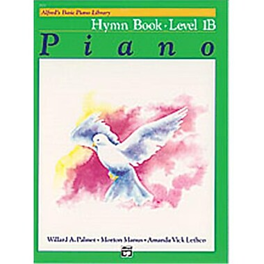 Alfred Basic Piano Course- Hymn Book 1B - Music Book (ALFRD40745)