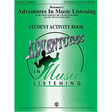 Alfred Bowmar s Adventures in Music Listening- Level 3 - Music Book (ALFRD38780)
