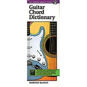 Alfred Guitar Chord Dictionary - Music Book (ALFRD36225)