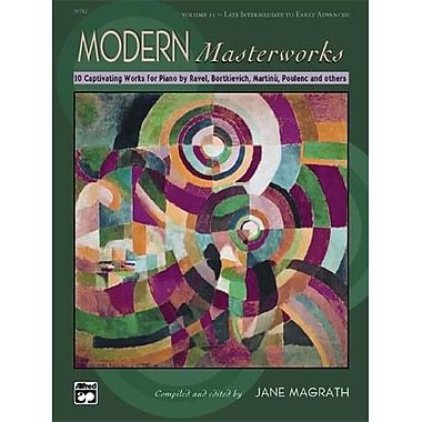 Alfred Modern Masterworks- Book 2 - Music Book (ALFRD42240)