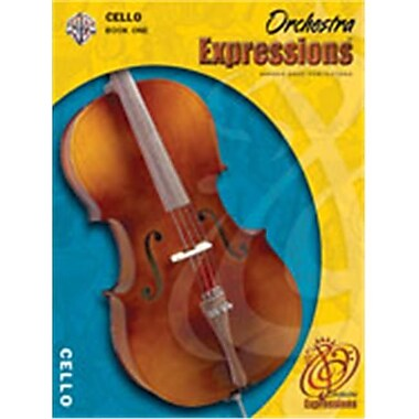 Alfred Orchestra Expressionso- Book One- Student Edition - Music Book (ALFRD48359)