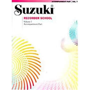 Alfred Suzuki Recorder School- Soprano and Alto Recorder Accompaniment- Volume 7 - Music Book (ALFRD45913)