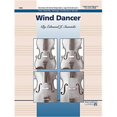 Alfred Wind Dancer - Music Book (ALFRD47135)
