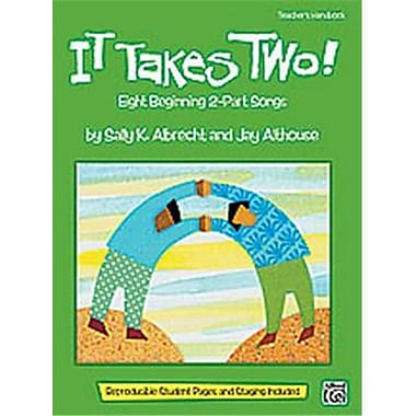 Alfred It Takes Two - Music Book (ALFRD35387)