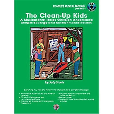 Alfred The Clean-Up Kids - Music Book (ALFRD38803)