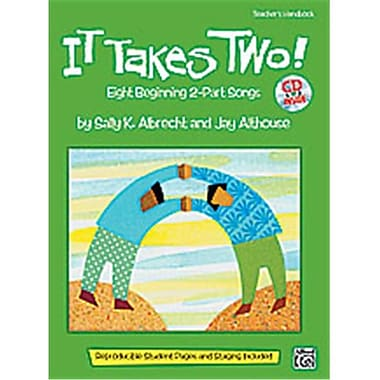 Alfred It Takes Two - Music Book (ALFRD35388)