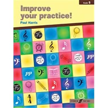 Alfred Improve Your Practice Instrumental Grade 5 - Music Book (ALFRD48782)