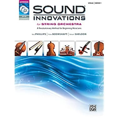 Alfred Sound Innovations for String Orchestra- Book 1 - Music Book (ALFRD48200)