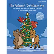 Alfred The Animals Christmas Tree - Music Book (ALFRD38994)