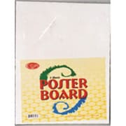Ddi White PosterBoard - 11'' x 14'' Pack of 72 (DLR324456)