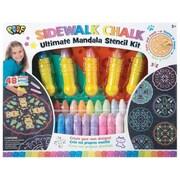 Alex Brands Poof Ultimate Chalk Mandala Set (ALXB234) by