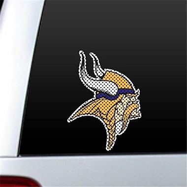 Fremont Die Diecut Window Film - Minnesota Vikings (BSIPRODS3817)