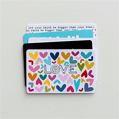 Dayspring Cards 68380 Bible Journaling - Paint It Paint Cards, Set of 5 (ANCRD82392)