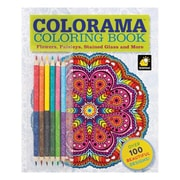 Bulbhead 9627 6 Colorama Coloring Book
