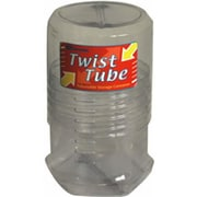 Armada Art Large-Wide Twist Tube - 5.7 x 8.7 x 4.5 Inch (ARMD160)
