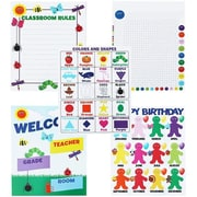 Hygloss Products Classroom Posters, Set of 5 (ESSEN16329)