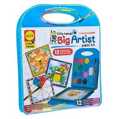 Alex Brands Little Hands BIG Artist Series Paint Kit (ALXB065)