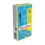 Papermate 1 mm Inkjoy 550 RT Retractable Ballpoint Pen, Blue - Pack of 12 (SSN1686)