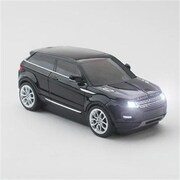 Totally Tablet Range Rover Evoque computer mouse in Black with 2.4 GHz wireless technology (NXSC140)