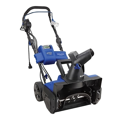 Snow Joe iON 40-Volt Single Stage Brushless Cordless and Electric Hybrid Snow Blower (ION18SB-HYB)