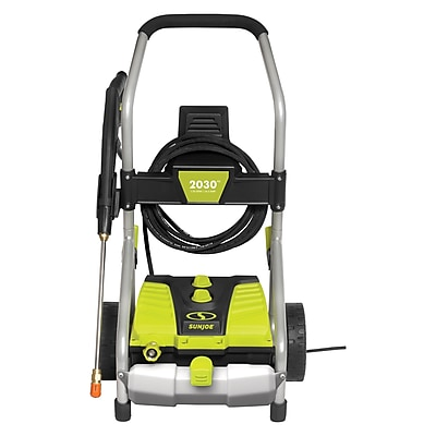 Sun Joe 2030 PSI 1.76 GPM 14.5-Amp Electric Pressure Washer w/ Pressure-Select Technology (SPX4000)