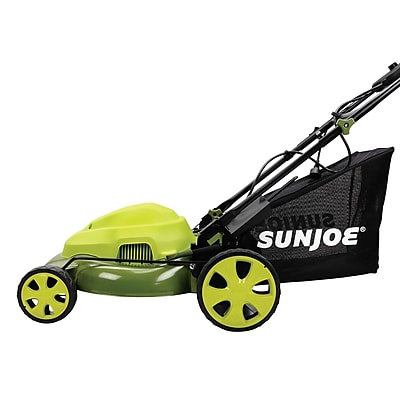 Sun Joe 20-Inch 12-Amp Electric Lawn Mower (MJ408E)