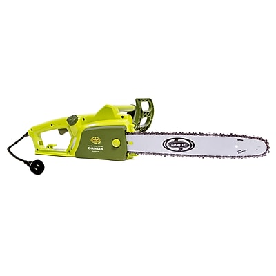 Sun Joe 16-Inch 14-Amp Electric Chain Saw (SWJ700E)