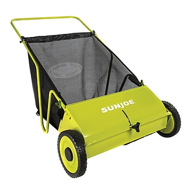 Sun Joe 26-Inch Manual Push Lawn Sweeper (SJSW26M)