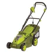 Sun Joe iON 40V Hybrid Cordless or Electric 16-Inch Lawn Mower (ION16LM-HYB)