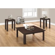 Monarch Specialties Accent & Coffee Tables Cappuccino I 7910P
