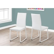 Monarch Specialties Dining Chair White (I 1102)